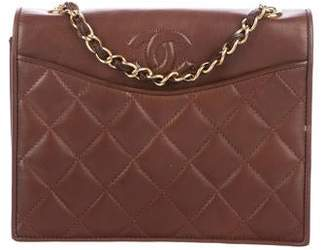 Chanel Lambskin Flap Bag