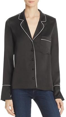 Cotton Candy LA Long Sleeve Pajama Top - 100% Exclusive $68 thestylecure.com