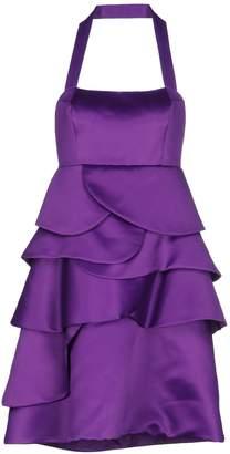 Amaya Arzuaga Short dresses