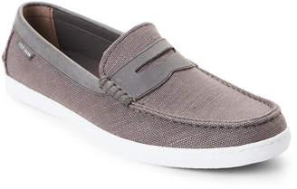 Cole Haan Grey Magnet Pinch Weekender Loafers