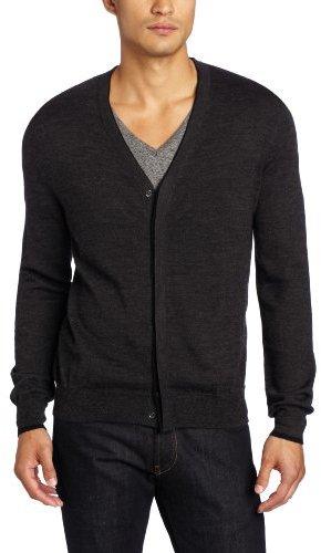 Calvin Klein Sportswear Men's Tipped Cardigan