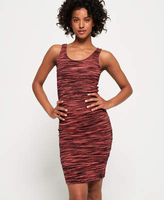 Superdry Vacation Stripe Bodycon Dress