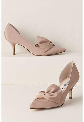 Anthropologie Nina Azadine Heels