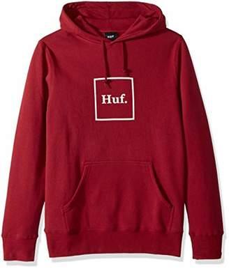 HUF Men's Box Logo P/O Hoodie