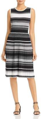 Kate Spade Striped Knit Dress