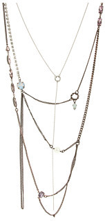 Juicy Couture - N-Wispy Long Layer Necklace
