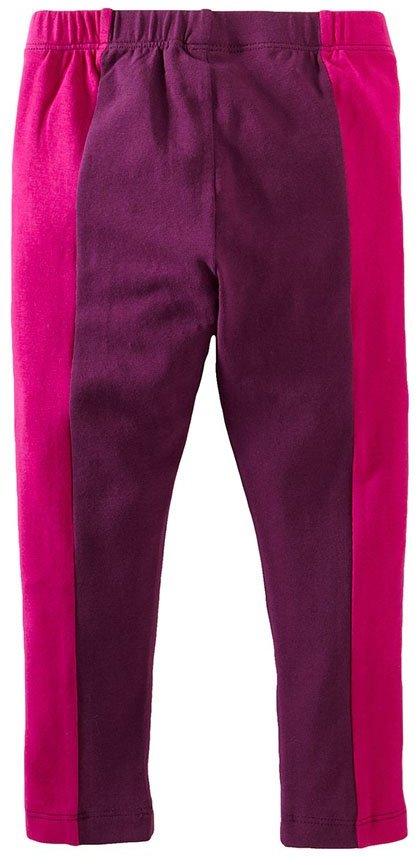 Tea Collection Colorblock Stretch Leggings - Hyacinth-3-6 Months
