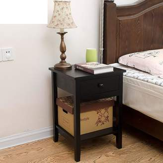 FJIWDTGYHFGT Modern Minimalist,Mini nightstand Wide White edroom edside Locker Storage Cainet edside Cainet