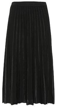 Diane von Furstenberg Laverna pleated skirt
