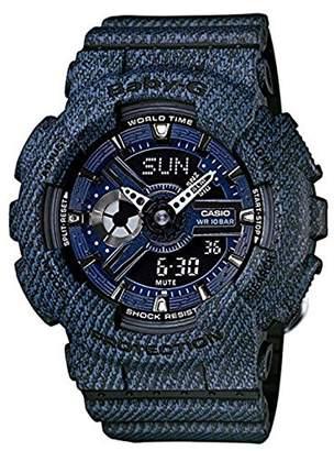 Casio Baby-G Women's Watch BA-110DC-2A1ER