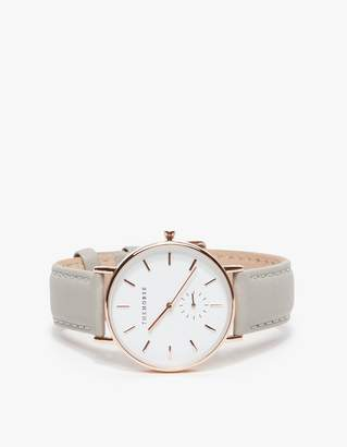 The Classic Rose Gold & Grey $165 thestylecure.com