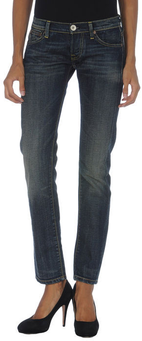 Nolita DE NIMES Denim pants