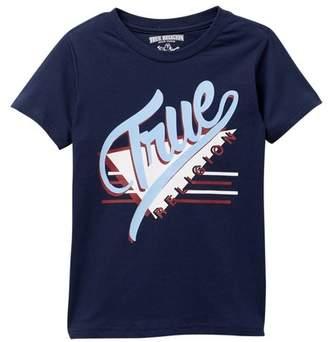 True Religion Branded Tee (Little Boys)