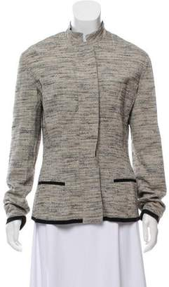 Narciso Rodriguez Lightweight Woven Jacket