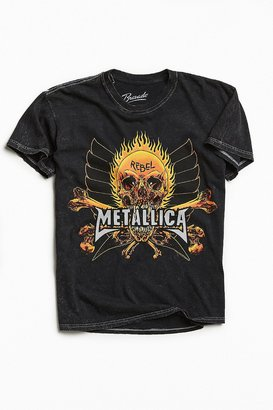 Urban Outfitters Metallica Fire And Ice Tee $34 thestylecure.com