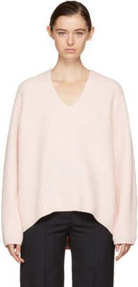 Acne Studios Pink Deborah Sweater