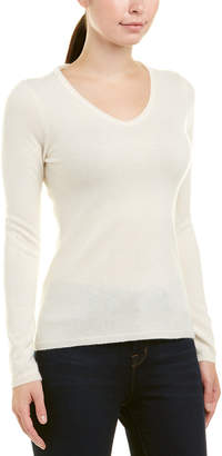 Incashmere Solid Cashmere Sweater