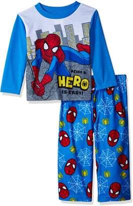 Marvel Toddler Boys' Spiderman 2-Piece Pajama Set