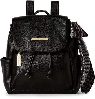 Steve Madden Black Btran Backpack