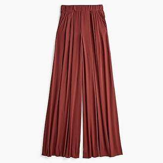 J.Crew Collection pull-on wide-leg pant