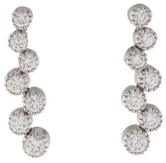 Kwiat 18K Diamond Drop Earrings