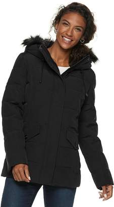 ZeroXposur Women's Karina Hooded Heavyweight Jacket