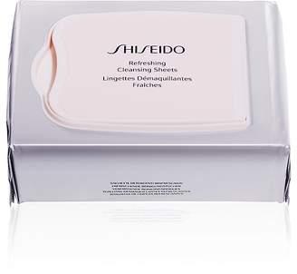 Shiseido Women's Refreshing Cleansing Sheets