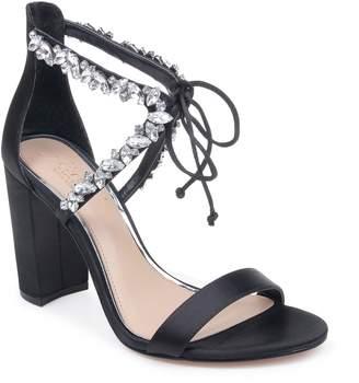 Badgley Mischka Thamar Embellished Sandal