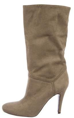 Stella McCartney Stival Vegan Suede Boots