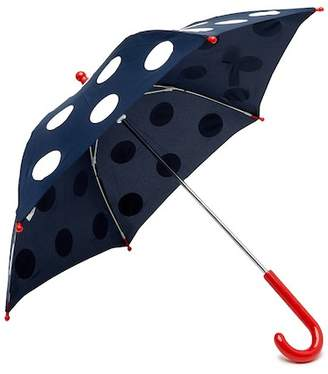 Hunter Alien Polka Dot Surprise Umbrella