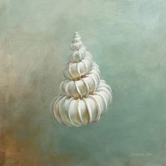 East Urban Home Treasures from The Sea II Painting Print on Wrapped Canvas
