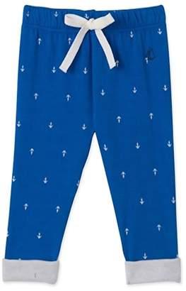 Petit Bateau Anchor Pants