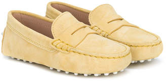 Tod's Kids penny loafers