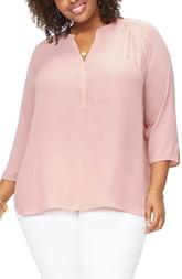 b601495dde8fb6 NYDJ Pink Plus Size Tops - ShopStyle