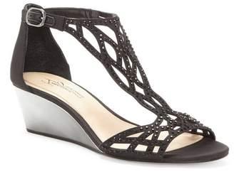 Imagine Vince Camuto Jalen – Embellished Wedge Sandal