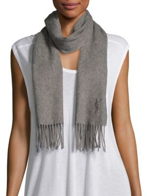 Wool & Cashmere Scarf $295 thestylecure.com