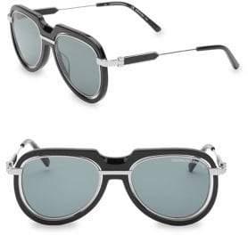 Calvin Klein Modern 53MM Aviator Sunglasses