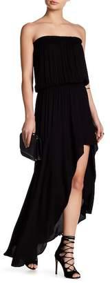 Young Fabulous & Broke Kylie Strapless Blouson Dress