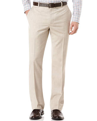 Perry Ellis Big and Tall Textured Pants