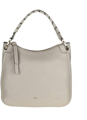 "Furla rialto M Hobo"" Shoulder Bag In Sand Color"