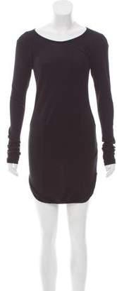Rag & Bone Rib-Knit Bodycon Dress