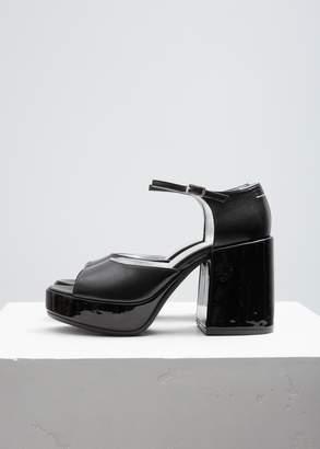 MM6 MAISON MARGIELA Chunky Heeled Sandal