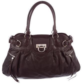 Salvatore FerragamoSalvatore Ferragamo Large Marisa Shoulder Bag