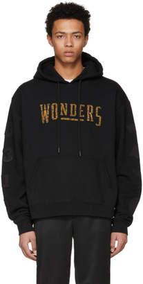 Wonders Black Force Hoodie