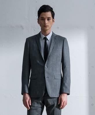 Calvin Klein (カルバン クライン) - Calvin Klein men シルクカシミヤメランジ スーツジャケット(C)FDB