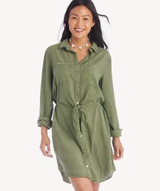 Sole Society Forget Me Knot Shirt Dress