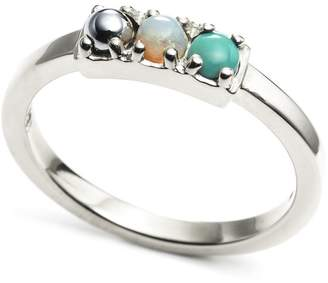 Lulu Frost CODE Word Hot Ring Sterling Silver