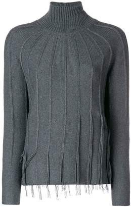 Fabiana Filippi cashmere turtle neck jumper