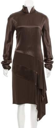 Valentino Silk Satin Dress w/ Tags