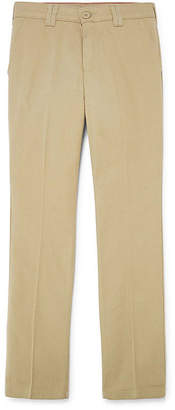 Dickies Stretch Slim Straight Pants - Girls 7-16